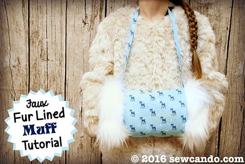 Check out this awesome tutorial from Sew Can Do!