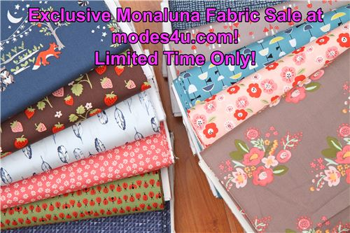 Get your favorite fabric before it's gone!!