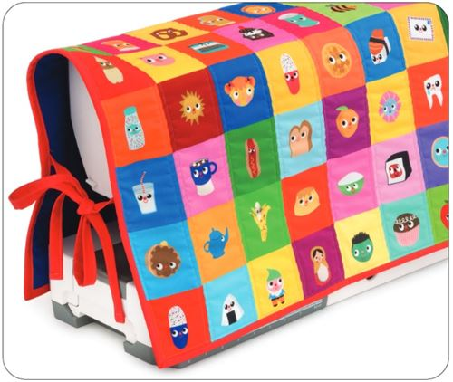 How kawaii is this sewing machine cover?