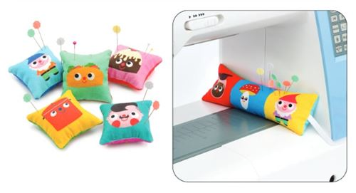 These pin cushions are adorable!!
