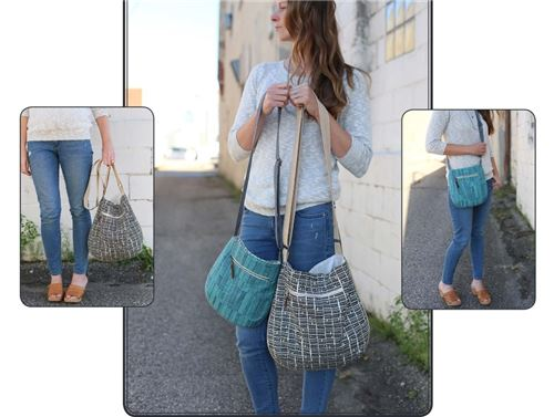 These bags are SO stylish!