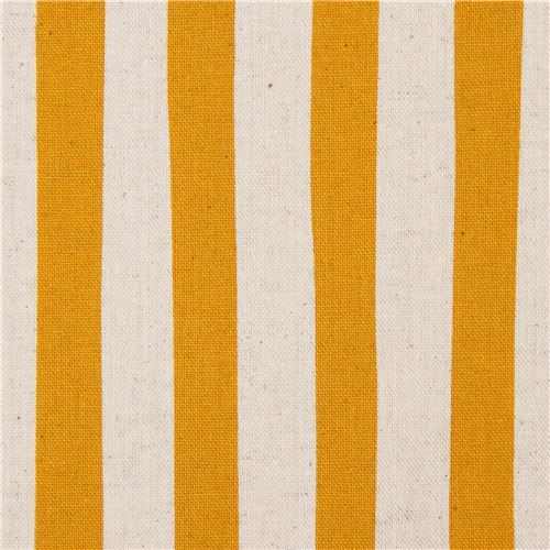 Sevenberry stripe canvas fabric by Robert Kaufman