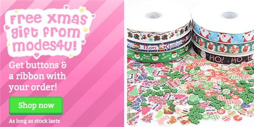 You can get these super cute goodies as free gifts!