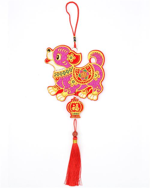 The first 50 orders over 80 Euros get this super cute hanging decoration!