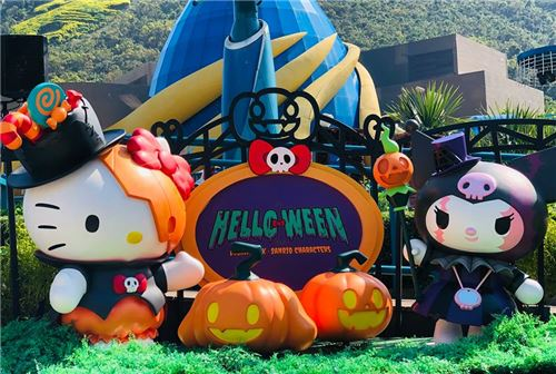 How cute is this display? Image courtesy of Ocean Park, Hong Kong