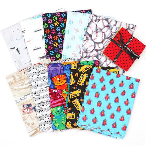 Here's your chance to win 10 gorgeous fabrics + a bundle! Follow the instructions to participate!