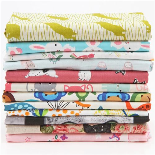 This is one awesome fabric bundle!
