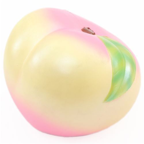 scented Super Humungous Fresh Peach squishy by Puni Maru
