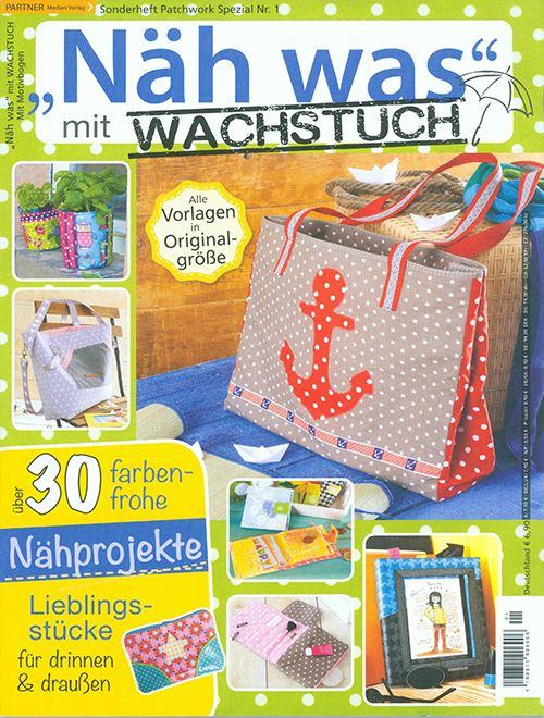 The Näh was mit Wachstuch edition