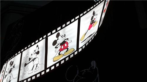Mickey's role in animation is iconic