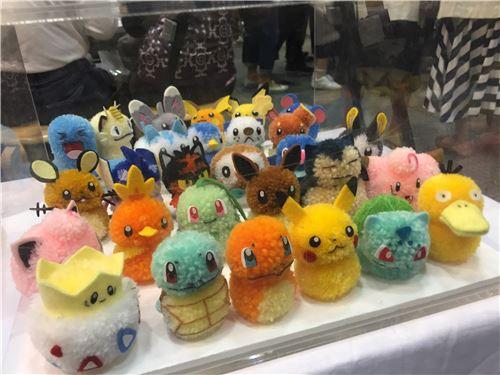 More adorable toys