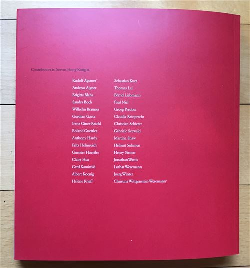 Contributors to the book