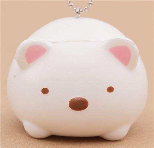 cute Sumikkogurashi shy bear squishy