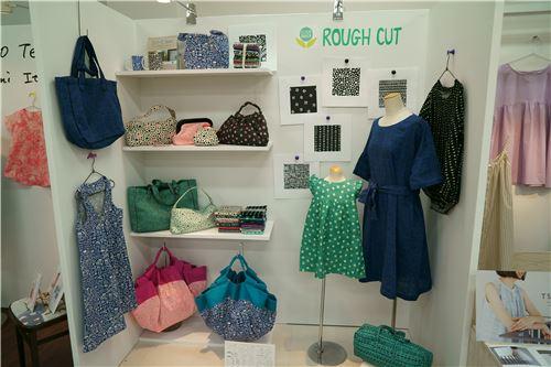 Rough Cut designs by Ellen Baker
