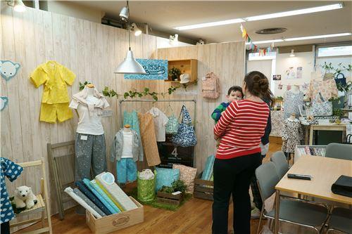 Kiyohara items on display
