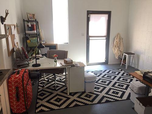 Their lovely office