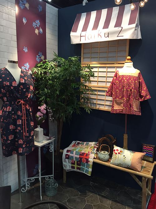 Monaluna had some lovely items on display